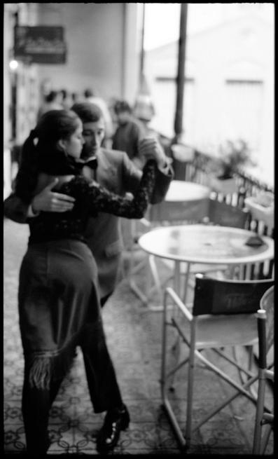 Forbidden Tango